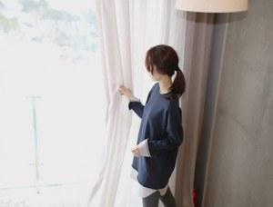 [当天发货]衬衫配色长MTM  - 但我2C侧风格〜