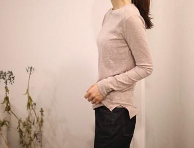 埃利奥特T恤 - 在必备单品3C弹性材料seulreop宝石