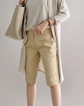 chaley capri pants