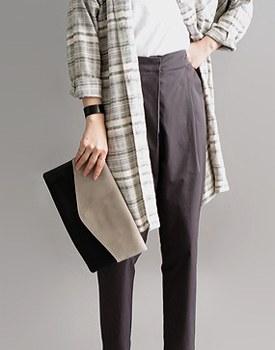 Bern clotch - gray
