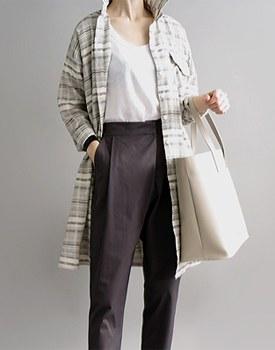 Carlyle shopper bag - Beige