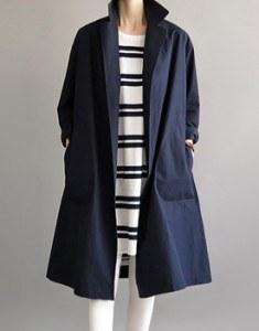 [当天发货]弗洛朗长款大衣 -  3C季节库存女性时尚