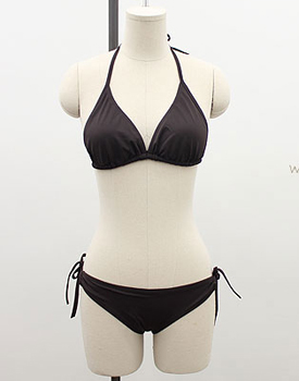 solid basic bikini