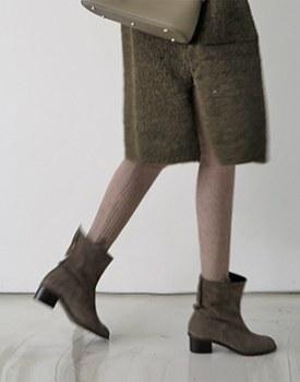 凡妮莎·沃克真正的翻毛皮,手工鞋制作时间7 days'm真正豪华时尚