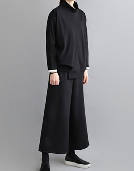 Jeffrey wide pants - 3c