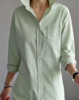 Refreshing long shirt - 2c