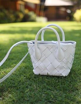Weaving small bag