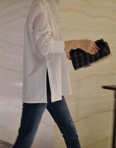 Slit  CN shirt - 2C
