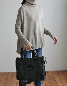 sisle turtleneck  -  6 colors