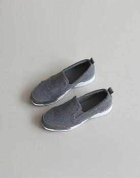 西奥胶底帆布鞋 -  2C