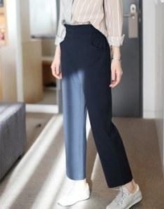 [日装运]新ATSO宽松长裤 -  2C春,gaeulyong 2尺码客场看起来更薄进步chalrang ^^