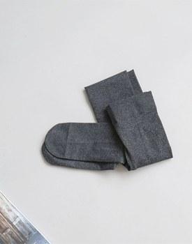 Compression stocking - bokashi charcoal