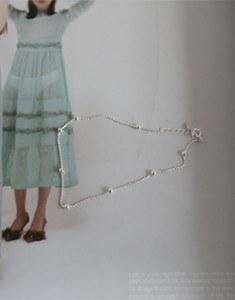 Aaron Silver ankle bracelet