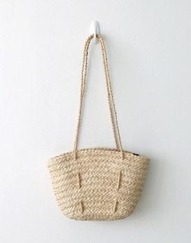 Strawy shoulder bag