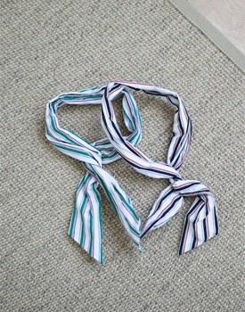 条纹头巾-2c中有没有闷尺码控制angoyo带状,它可以自由地良好