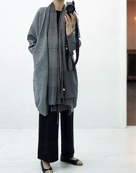 Embo Long cardigan - 3c