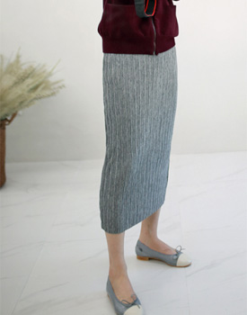 Lessa pleats skirt - 4c