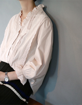 Claude blouse - 2c