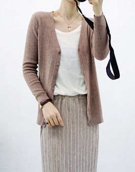 Queens Knit Cardigan - 3c