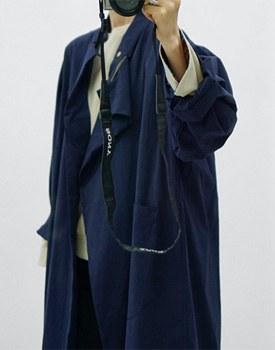 Anderson long coat