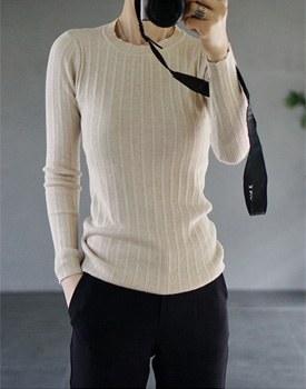 ECRU knit - 6 colors