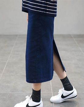 Antwerp denim skirt - 4c