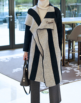 ARCMAN knit coat