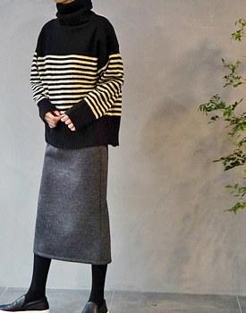MONACO stripe pullover