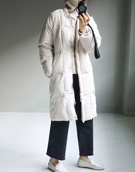 Hermene Padding Coat
