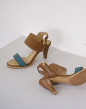 Celine banding sandals