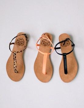 Jaque T-sandals