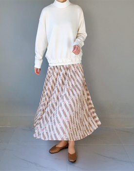 Lauren Pleats Skirt