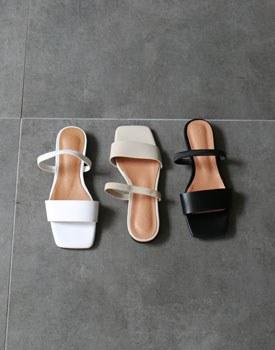 Strap banding sandal - 3c