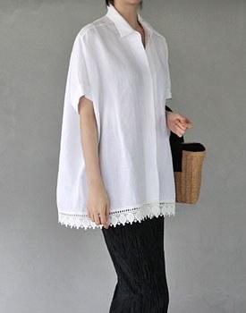 Mate lace shirt