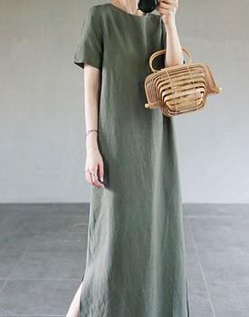 Alexie linen onepiece - 2c
