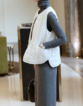 KOOCHI duck down vest