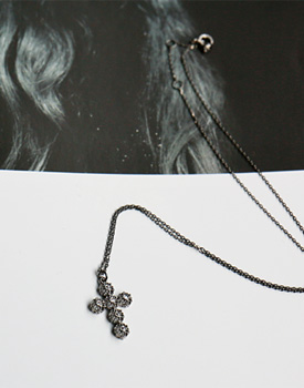 Anda cross necklace