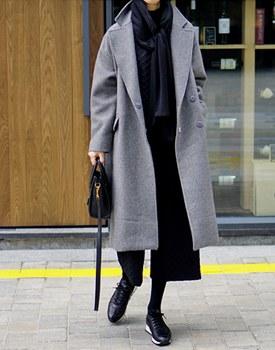 Isabel long coat