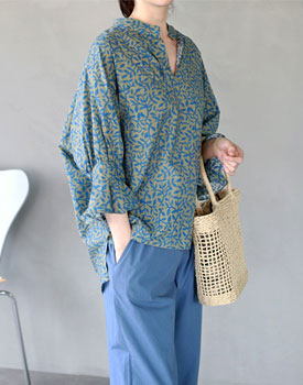 Elegant sleeve blouse - 2c