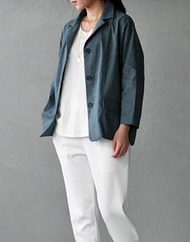 Heist Linen Jacket