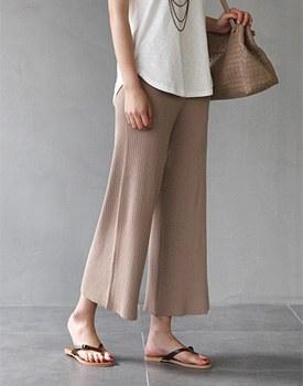 Beni Gorge knit pants - 2c
