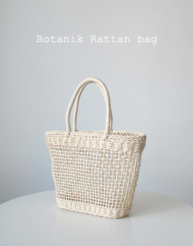 Botanik Rattan Bag