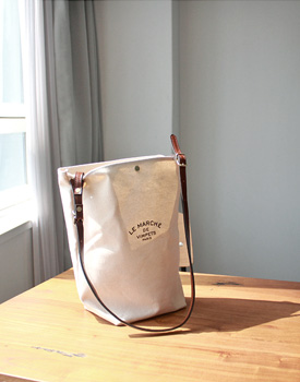 Buckle Strap Eco Bag