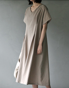 Refined Linen One Piece - 2c