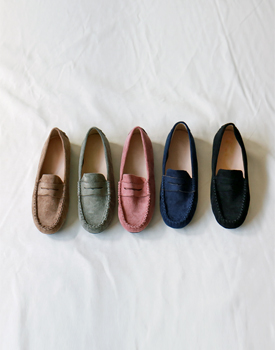 td Suede Loafers - 5c
