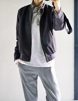 Alexa blouson jacket - 2c