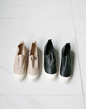 Stitch Autumn Slip-on Shoes - 2c