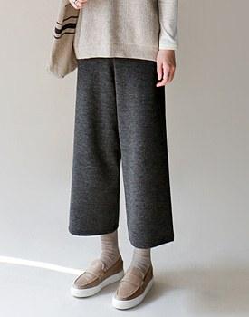 Marco Wide Pants - 3c
