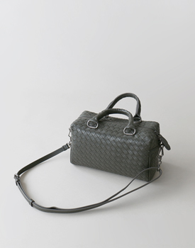 Botte Square Boston Bag