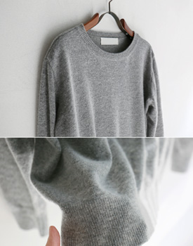 Must Cash Round Knit - 3c